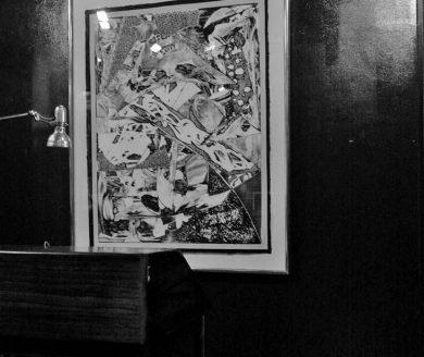 Frank Stella print work