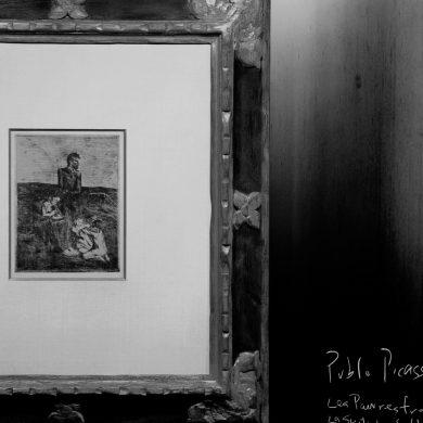 Pablo Picasso Les Pauvres, from La Suite des Saltimbangues